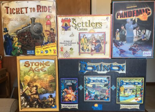 5 best family strategy games