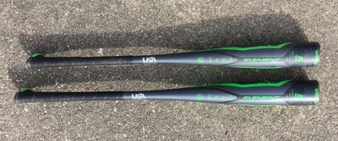 Axe Bat Review: Element Drop 8 USAbat vs Prior USSSA Youth